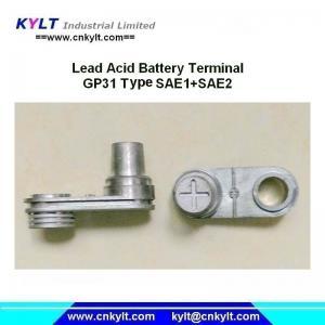 China ECUADOR Lead Acid battery GP 31 terminal Injection Machine on sale