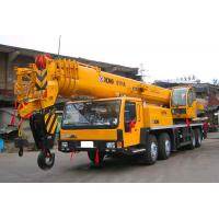 XCMG QAY1200 All Terrain Crane Biggest Mobile Truck Mount Crane With Weichai Engine