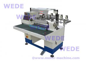 China Full automatic 4 working station stator coil winding machine for electric motor on sale
