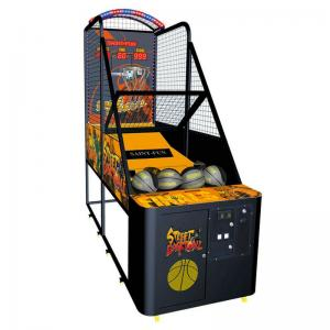 Redemption Cabinet Basketball Arcade Machine For Amusement Na Qf056