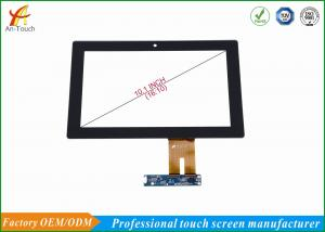China Multitouch 10.1 Usb Touch Screen Panel Ultra High Clarity For Smart POS Machine on sale