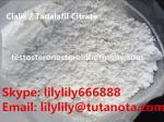 Sexo pó citrato/171596-29-5 oral esteroide de Cialis/Tadalafil para o tratamento do ED