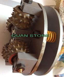 Granite Cutting Tools And Polishing Tools / Diamond Bush Hammer For