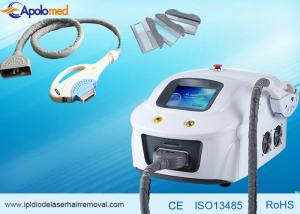 China Super Hair Removal OPT / AFT IPL Beauty Machine with Copper radiator cooling system on sale