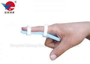 China Varied Sizes Optional Soft Neoprene Finger Splint For Interphalangeal Deformation on sale
