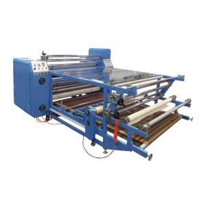 China Roll to Roll Roller Heat Transfer Machine for T Shirts Printing High Pressure on sale