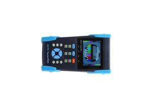 China Cable Continuity Tester CCTV Camera Accessories , CCTV Camera Tester with Multimeter on sale