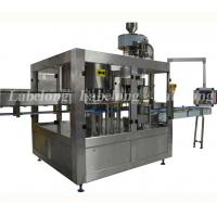 Small Capacity Oil Bottling Machine High Efficiency ISO Certification