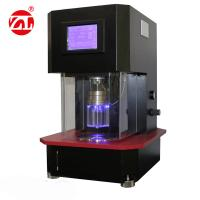 China YG032E Pneumatic Controlled Automatic Hydraulic Diaphram Bursting Tester on sale