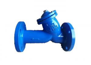 China Low Pressure Cast Iron Valve Flanged Float Ball Check Valve on sale