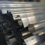 AZ31 WE grade Magnesium Alloy Extrusions , Extruding Magnesium tubes / profiles / bars / billet used for structure parts