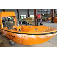 Marine open boat/rescue boat with outboard engine CCS certification