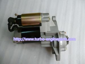China Aluminum Diesel Generator Starter Motor , Ford Starter Motor 8970324640 on sale