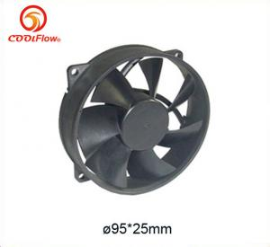 China 12 Volt CPU Cooling Fan for Desk Computer Cooling System in Ø 95* H25mm Size on sale