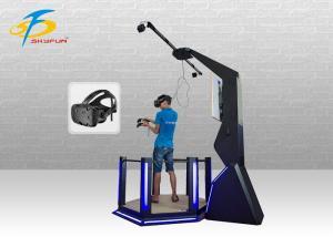 China 32 PCS Mini HTC Interactive VR Game Machine With Headset Intel 5 7500 CPU on sale