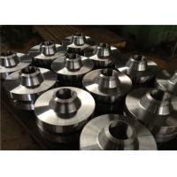 CNC Machining Valve Assembly Parts Nonstandard Stainless Steel Flange