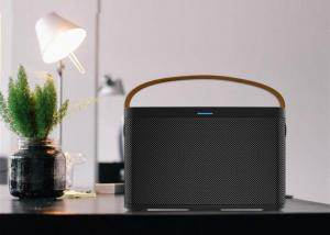 China Alexa Enabled Wireless Bluetooth Speaker Smart Internet Music Streaming on sale
