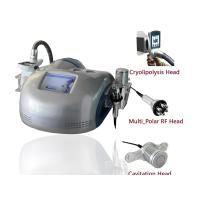 10 Inch Wide Color 220V / 110V / 15A Screen Touch Controlled Slimming Machine