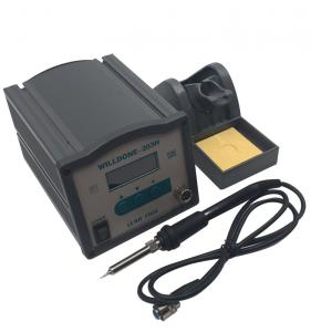 China 400KHz Professional Soldering Iron Station Lead Free 200 Series Tips on sale