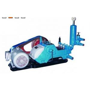 China Double Acting Hydraulic Cylinder Drilling Mud Pump For Geological Exploration on sale