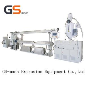 China Single Screw ABS Plastic 3D Printer Filament Making Machine Semi Automatic Grade on sale