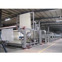 High Efficiency Textile Finishing Equipment, Energy Saving Stenter Textile Machine