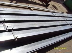 China T1222 / GB / JIS G4801 / ASTM A29M long Spring Steel Flat Bar of Mild Steel Products on sale