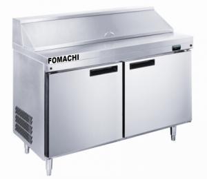 China Hot Sale Commercial Salad Bar Under  Counter Refrigerator Type R134a Refrigeration Salad Bar FMX-SL1200AR2 on sale