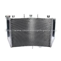 Hand Welded Aftermarket Motorcycle Radiator For KAWASAKI ZX10R 2006-2007 2008-2010