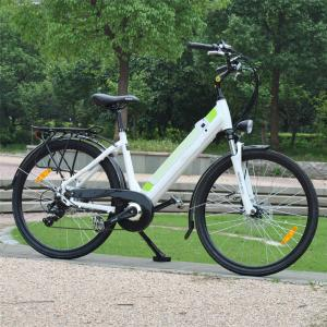 China High Automatization Onway Electric Bike , Ladies Electric Bicycle Charging Time 4 - 6 Hours on sale