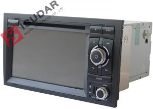 China Original Front Panel 2 Din In Dash Car Dvd Player With Reverse Camera For A4 / Seat EXEO on sale