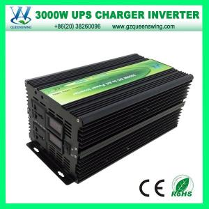 China UPS 3000W DC AC Power Inverter with 20A Charger (QW-3000W) on sale