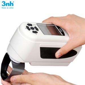 China 3nh(ThreeNH) Manufacturer of Colorimeter Color Management Digital Portable Chroma Meter on sale