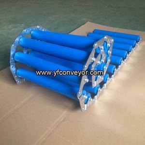 Foldable Gravity Floor Roller Conveyor for sale – Flexible
