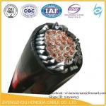 Cabo flexível selecionado trança isolado e PVC revestido de XLPE de CY do cobre de controle