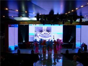 China P4.8 led floor p3.9,led p6.25,led floor Video wall Indoor Led Screens rental LED Display 288mm*288mm on sale