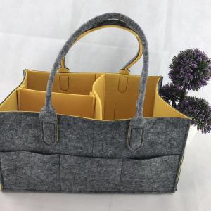 China 2017 Fashional Hot Sale Felt Baby Diaper Bag on sale