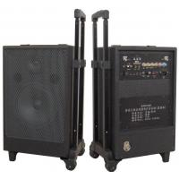 Public Address System Portable Wireless Amplifier with USB Recording