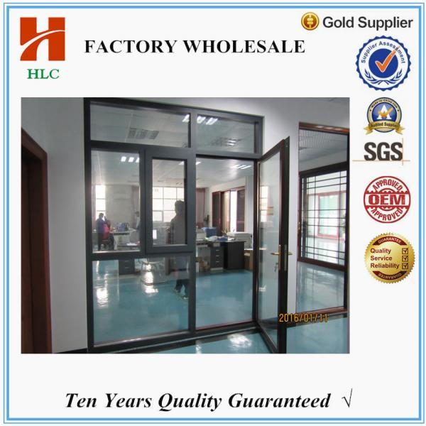 Foshan Hlc Factory Doors With Windows That Open Images