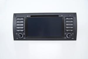 China In Dash DVD Player Android Car Navigation GPS Quad Core Bmw E39 1995-2003 on sale