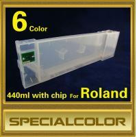 Roland Compatible Inkjet Print Ink Cartridge 440ML