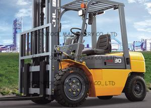 China High Lift LPG 2.5 tonne forklift on sale