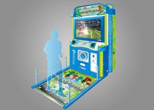 China Virtual Reality 3D Tennis Arcade Game Family Entertainment Center Machine HD Display on sale