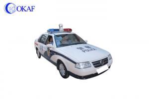 China Infrared Analog Vehicle CCTV Camera , IP66 720P Vehicle Mounted Camera For Surveillance on sale