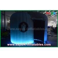 Inflatable Paint Mobile Photo Booth Dome Tent With Logo Printed Water - Roof
