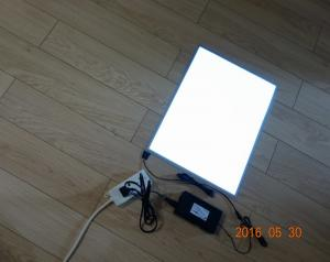 China Custom white light EL backlight sheet on sale