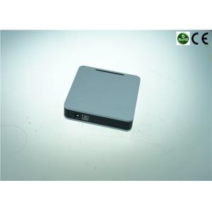 Short Range UHF RFID Active Reader , Desktop RFID Reader With Impinj Chip Inside