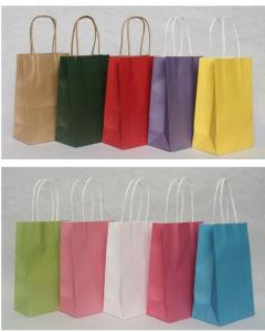 China Offset printing,  pantoan printing,  CMYK process, kraft paper Carrier Bag Printing on sale