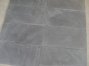 China Chinese Black Slate Patio, Slate Paver, Paving Stone, Black Slate Tile, Slate Flooring on sale