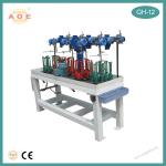 Factory sell 12 spindle high speed braiding machine with low price